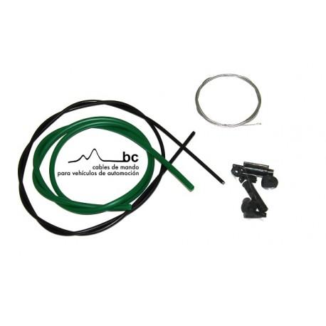 Kit cable acelerador VISA