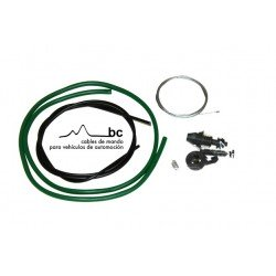 Kit cable acelerador ZETA