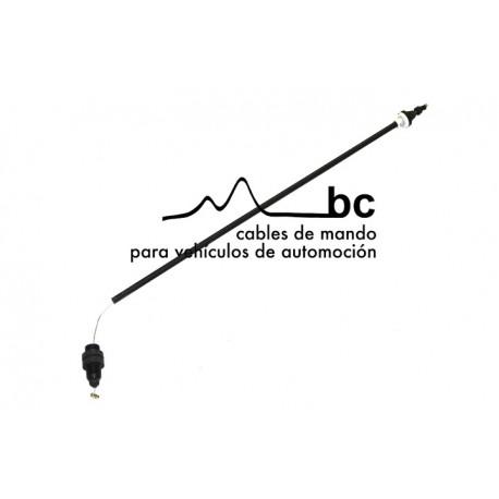 Acelerador TIPO / TEMPRA